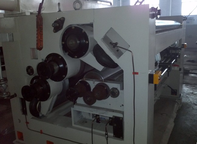 High Speed 2 Layer Paperboard Corrugated Box Machine Production Line 150m/min