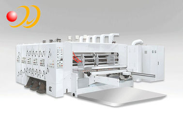 চীন Corrugated Cardboard Machinery , Rotary Die Cutting Machine For Corrugated সরবরাহকারী