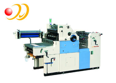 Automatic Grade Single Color Letterpress Type Offset Printing Machine