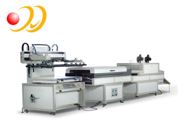 Commercial Cylinder Screen Printing Machines Production Line