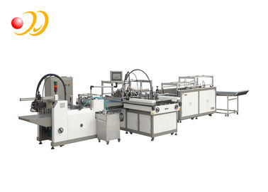 চীন Case Making Printing And Packaging Machines With Hydraulic Drive কারখানা