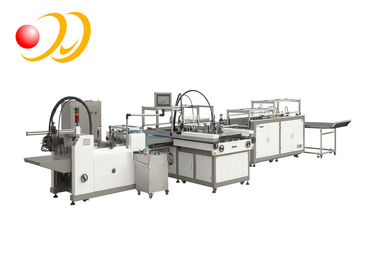 চীন Automatic Cover Printing And Packaging Machines Double - Control Device কারখানা