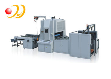 Semi Automatic BOPP & PVC Film Laminating Machine Easy Operation