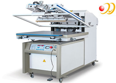 Automatic Microcomputer Screen Printing Machines With Four Cylinders / Valves